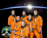 STS-132 Official NASA Crew Portrait